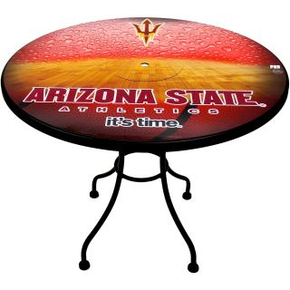Arizona State Sun Devils Basketball Solid Base 36 BucketTable with
