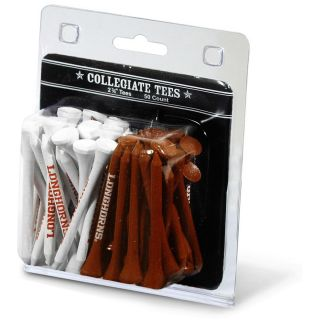 Team Golf University of Texas Longhorns 50 Count Imprinted Tee Pack