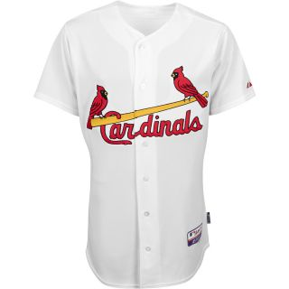 Majestic Athletic St. Louis Cardinals Blank Authentic Home Cool Base Jersey