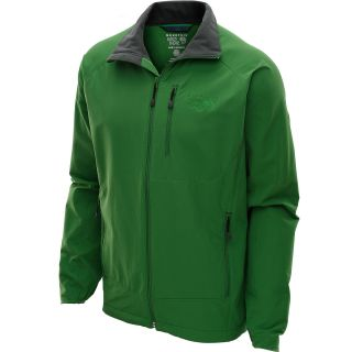 MOUNTAIN HARDWEAR Mens Chockstone Softshell Jacket   Size 2xl, Zen Green
