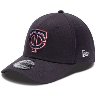 NEW ERA Mens Minnesota Twins 39THIRTY Team Tonal Reverse Alternate Logo Fitted