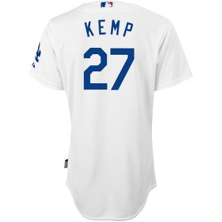 Majestic Athletic Los Angeles Dodgers Matt Kemp Authentic Home Cool Base Jersey