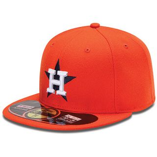 NEW ERA Mens Houston Astros Authentic Collection Alternate 59FIFTY Fitted Hat