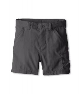 Columbia Kids Silver Ridge III Short Boys Shorts (Gray)
