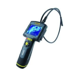 General Tools Heavy Duty Video Recording Splash Proof Inspection Camera DCS350