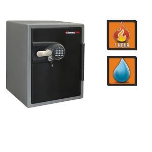 SentrySafe Fire Safe 2 cu. ft. Fire and Water Resistant Electronic Lock Safe DSW5840