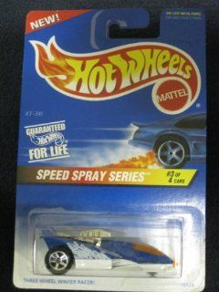 Mattel Hot wheels speed spray series xt 3 3 of 4 551 Toys & Games
