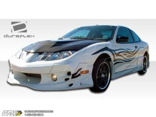 2003 2005 Pontiac Sunfire Duraflex Bomber Body Kit   4 Piece   Includes Bomber Front Bumper Cover (100515) Bomber Rear Bumper Cover (100516) Bomber Side Skirts Rocker Panels (100517) Automotive