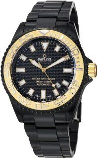 Kadloo Ocean Mens Watch 80845GL Kadloo Watches