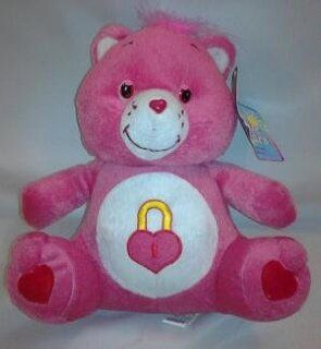 "Secret Bear Care Bear 9"" Plush Toys & Games"