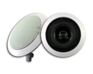 "New Pair MA Audio MAT 541 5.25"" 2 Way In Wall/In Ceiling Home Theater Surround Sound Speakers 280W Electronics"