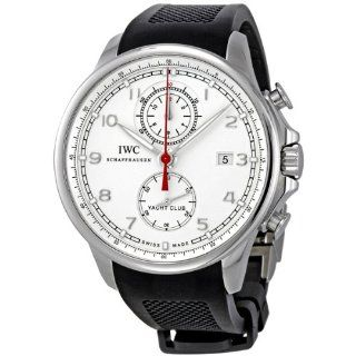 IWC Portuguese Yacht Club Chronograph Mens Watch IW390211 IWC Watches