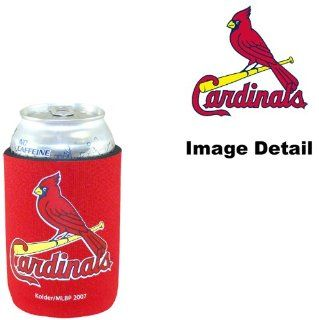 St. Louis Cardinals MLB Team Logo Sports Drink Beer Water Soda Beverage Can Picnic Outdoor Party Beach BBQ Kooler Can Koozie Automotive