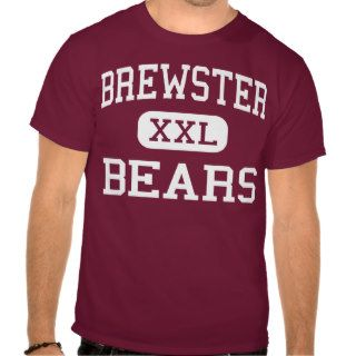 Brewster   Bears   Senior   Brewster Washington Tee Shirt