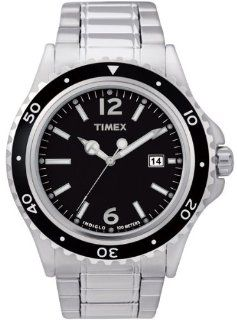 Timex Men's T2M561 R Series Classic Silver Tone Bracelet Sport Watch at  Men's Watch store.
