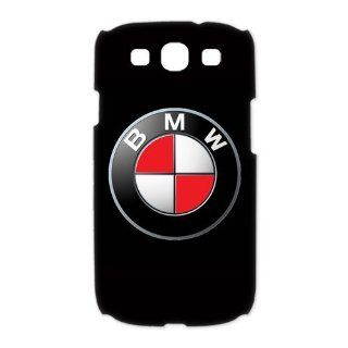 Custom BMW 3D Cover Case for Samsung Galaxy S3 III i9300 LSM 557 Cell Phones & Accessories