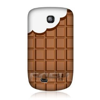 Head Case Designs Chocomunched Chocolaty Hard Back Case Cover For Samsung Galaxy Mini S5570 Cell Phones & Accessories