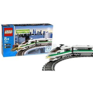 LEGO 4511 WORLD CITY TRAIN Toys & Games
