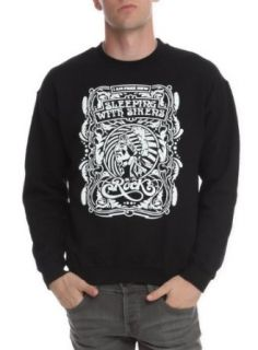 Sleeping With Sirens I Am Free Crewneck Sweatshirt 2XL Size  XX Large at  Men�s Clothing store