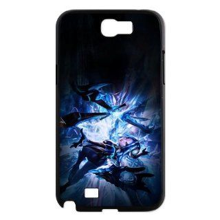 Designyourown Case League of Legends Samsung Galaxy Note 2 Case Samsung Galaxy Note 2 N7100 Cover Case SKUnote2 585 Cell Phones & Accessories