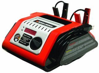 Black & Decker BCS25EB 25 Amp Simple Battery Charger with 75 Amp Engine Start Automotive