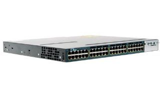 Cisco Catalyst 3560 X Series 48 Port Switch, WS C3560X 48T S Electronics