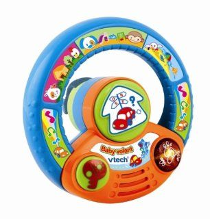 Vtech Spin And Explore Steering Wheel   Baby Steering Wheel  Early Development Activity Centers  Baby