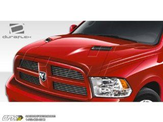 2009 2013 Dodge Ram 1500 Duraflex MP R Hood   1 Piece Automotive