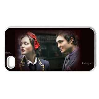 Gossip Girl actor and actress Hard Case Cover Skin for Iphone 5 Cell Phones & Accessories