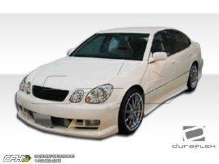 1998 2005 Lexus GS Series GS300 GS400 GS430 Duraflex VIP Body Kit   4 Piece   Includes VIP Front Bumper Cover (102314) VIP Rear Bumper Cover (102316) VIP Side Skirts Rocker Panels (102315) Automotive