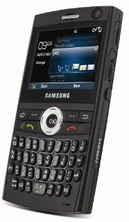 Samsung Blackjack i607 Unlocked GSM Phone with 1.3MP Camera, QWERTY Keyboard and Memory Card Slot  U.S. Version without Warranty (Black) Cell Phones & Accessories