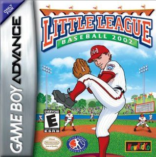Little League Baseball 2002 Video Games