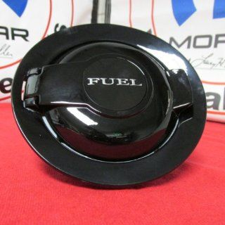 2011 2014 Dodge Challenger Fuel Filler Flip Top Gas Cap Mopar OEM Automotive