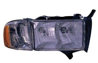 DODGE RAM 94 01 STOCK SPORT HEADLIGHTS /CORNERS PAIR XX Automotive