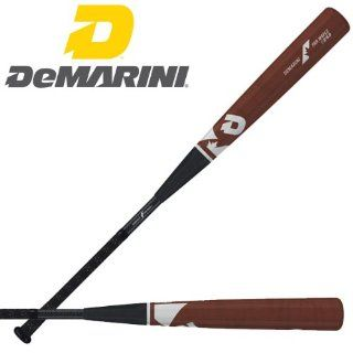 "Demarini S243 ""Sugar Daddy"" Pro Maple Wood Composite BBCOR Baseball Bat 34/31  3  Standard Baseball Bats  Sports & Outdoors"