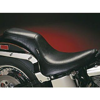 Le Pera LN 840 Silhouette 2 Up Seat For Harley Davidson FXST/FLST Softail Automotive