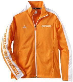 NCAA Tennessee Volunteers Women's Sideline Swagger Warm Up Jacket  Sports Fan Outerwear Jackets  Sports & Outdoors