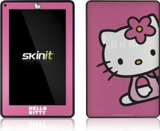 Hello Kitty Sitting Pink    Kindle Fire   Skinit Skin Electronics