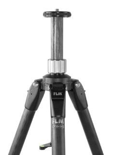 "FLM CP30 S4S 4 Section Carbon Tripod, 137cm (53.93"") Max Height, 15 kg (33.06 lbs) Load Capacity  Camera & Photo"