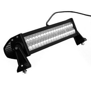 1500 Lumen White LED Engineering Vehicle Forklift Boat 4x4 Bumper Spot Fog Light Bar Automotive