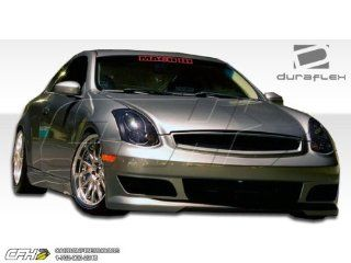 2003 2007 Infiniti G Coupe G35 Duraflex C Sport Body Kit   4 Piece   Includes C Sport Front Bumper Cover (105885) GT Competition Side Skirts Rocker Panels (102293) C Sport Rear Bumper Cover (105886) Automotive