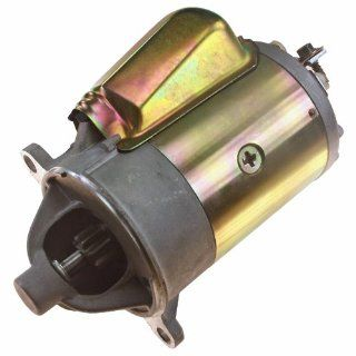New Starter for FORD AEROSTAR 2.8L 1986, BRONCO II 2.8/2.9L 1984 90, RANGER 2.8/2.9L 1983 91 E3TZ1002 E, E47F 11001 AA Automotive