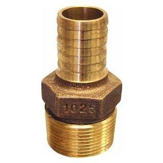 Merrill Mfg. RBMANL1025 Low Lead Brass Hose Barb Reducing Adapter  Garden Hose Parts  Patio, Lawn & Garden