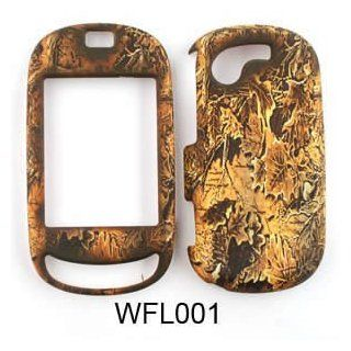 Samsung Gravity Touch t669 Camo Camouflage Hunter Series Dry Leaf Hard Case/Cover/Faceplate/Snap On/Housing/Protector Cell Phones & Accessories