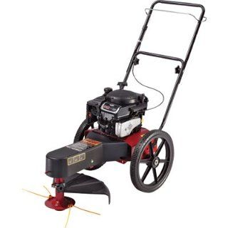 Swisher Deluxe Walk Behind High Wheel String Trimmer/Edger   190cc Briggs & Stratton 675 Series Engine, 22in. Cutting Width, Model# ST650022DLX  Patio, Lawn & Garden