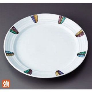 dinner plate kbu751 02 652 [8.86 x 0.99 inch] Japanese tabletop kitchen dish Pasta dish pasta dish glow 7.5 [22.5 x 2.5cm] strengthening Restaurant Hotel Tableware commercial restaurant kbu751 02 652 Dinner Plates Kitchen & Dining