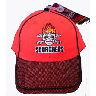 Hot Wheels World Race Hwy35 Scorchers Youth Hat Cap Clothing