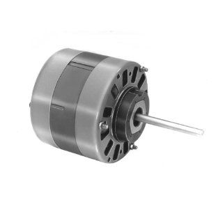 "Fasco D656 5"" Frame Open Ventilated Shaded Pole Direct Drive Blower Motor with Sleeve Bearing, 1/8HP, 1050rpm, 230V, 60Hz, 2.1 amps Electronic Component Motors"