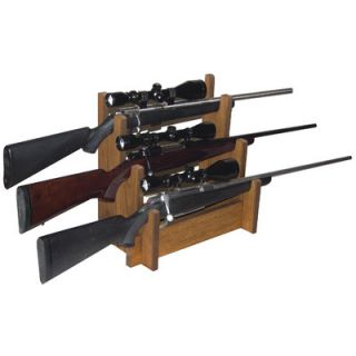 Evans Sports Table Top Rifle Display