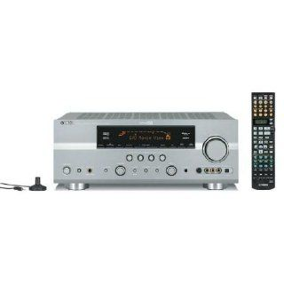 Yamaha RX V663BL 665 Watt 7.2 Channel Home Theater Receiver (Discontinued by Manufacturer) Electronics